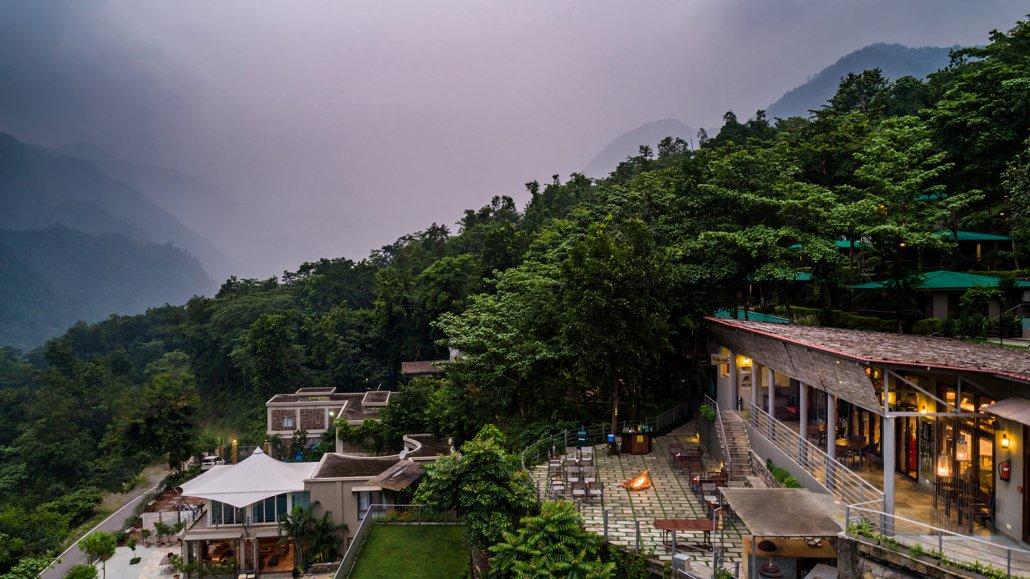 Atali Ganga - A Himalayan Monsoon Arrives