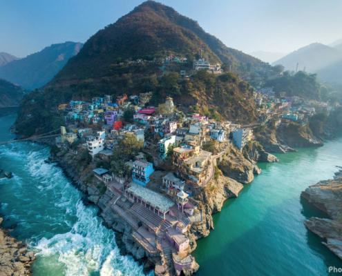 360 Virtual Tour: Devprayag - The Confluence