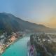 360 Virtual Tour: The Historic Laxman Jhula in Rishikesh