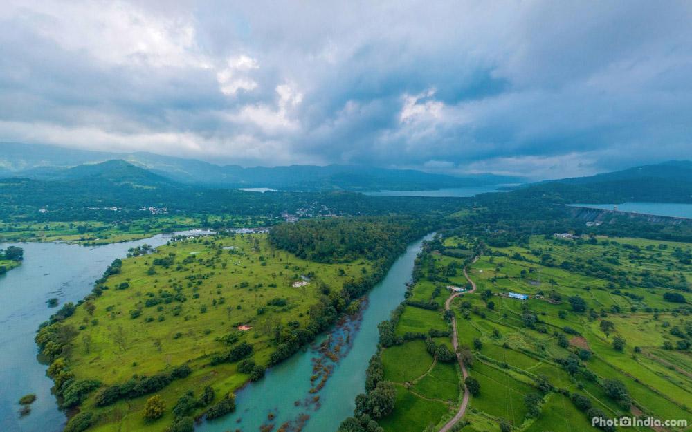 360 Virtual Tour: Panshet: Rivers & Lakes